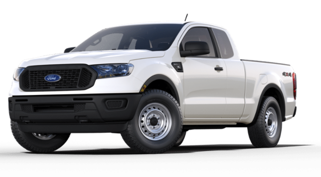 2019 Ford Ranger 4x4 Supercab XL Truck